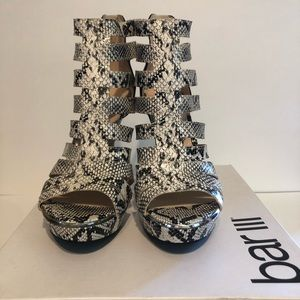 BAR III Heels